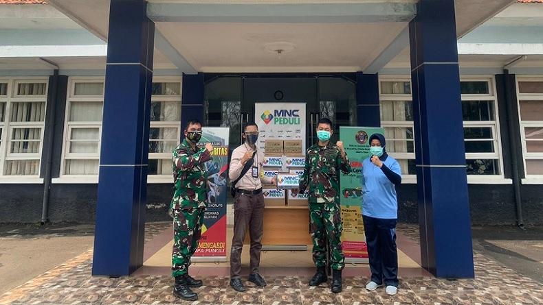 MNC Peduli Salurkan Minuman dan Makanan Ringan kepada Sejumlah RS di Jakarta Timur