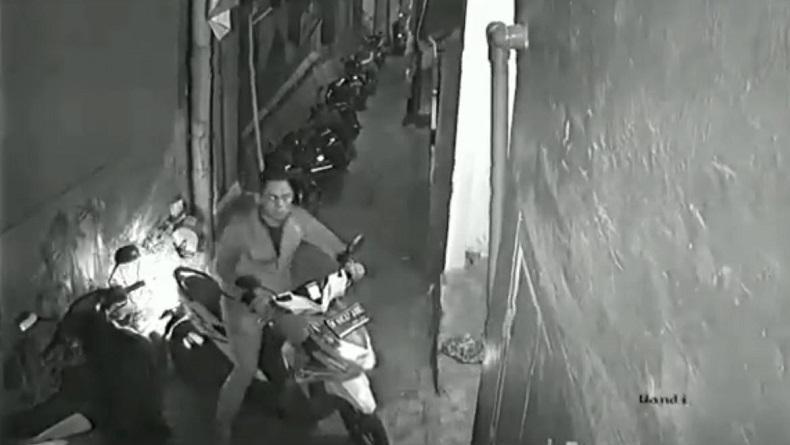 4 Maling dan Penadah di Malang Kota Dibekuk, 2 Ditembak Polisi