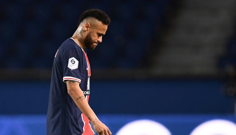 Buntut Ribut PSG Vs Marseille, Neymar Diskorsing 2 Pertandingan