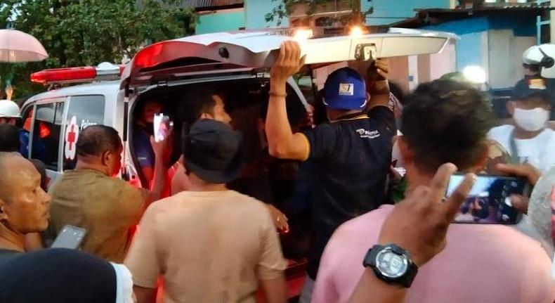 Longsor Kembali Terjadi di Kota Sorong, Siswi SD Tewas Tertimpa Batu Besar
