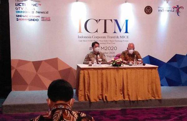 ICTM Digelar untuk Akselerasi Perekonomian Pariwisata Indonesia