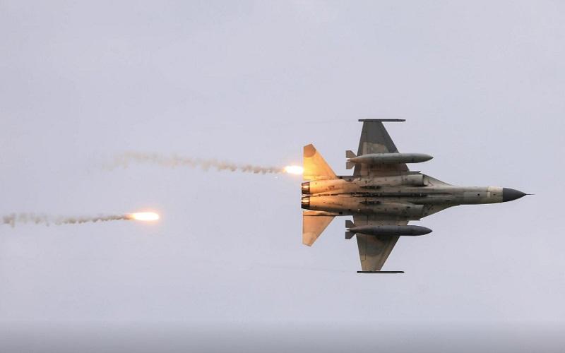 18 Pesawat China Lakukan Provokasi, Taiwan Kirim Jet Tempur Dilengkapi Misil