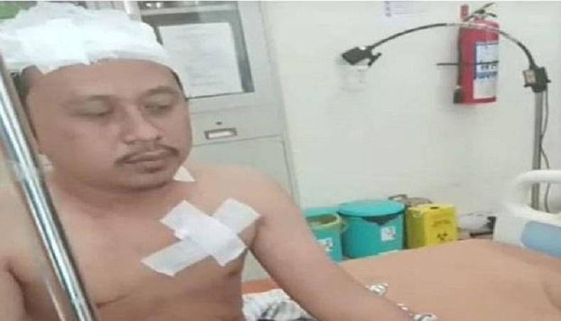 Polisi Buru Pelaku Begal Sopir Taksi Online yang Nyaris Tewas di Palembang