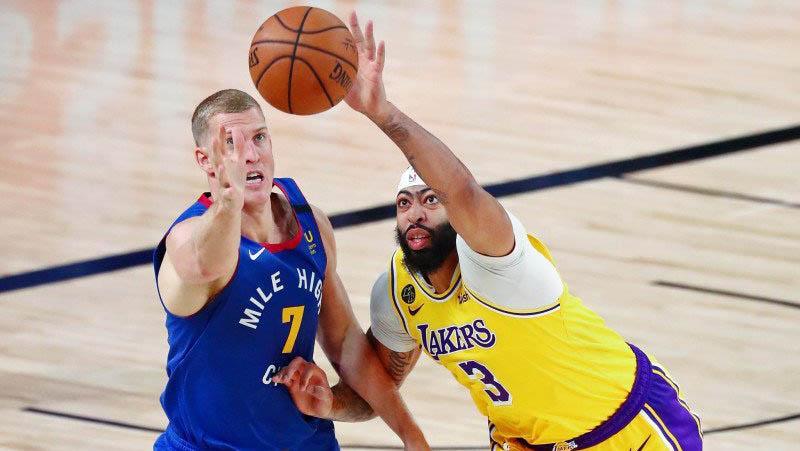 Lakers Buka Keunggulan atas Nuggets pada Game Pertama Final NBA Wilayah Barat