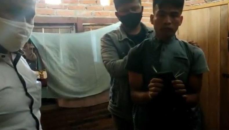 Pembunuh Sadis Ditangkap saat Takziah ke Rumah Korban