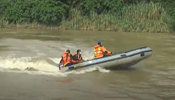 Dua Remaja Hilang Terseret Arus di Sungai Silo Beting Kartini Asahan