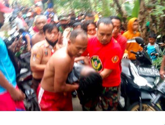 4 Anak Tenggelam di Sungai Tajum Banyumas, 1 Tewas