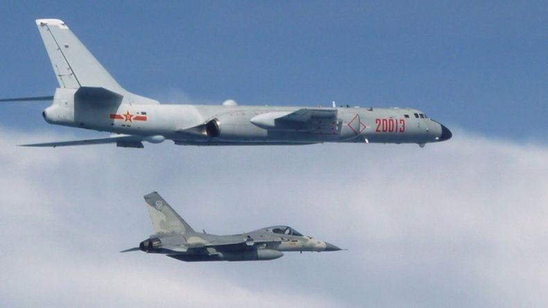 Taiwan Kirim Jet Tempur 2 Kali Lipat Lebih Banyak Dibanding 2019 untuk Cegat Pesawat China