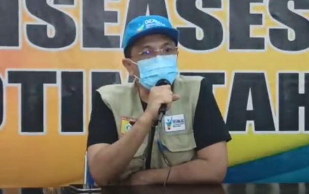 Bupati Lombok Timur Sukiman Azmy Positif Covid-19
