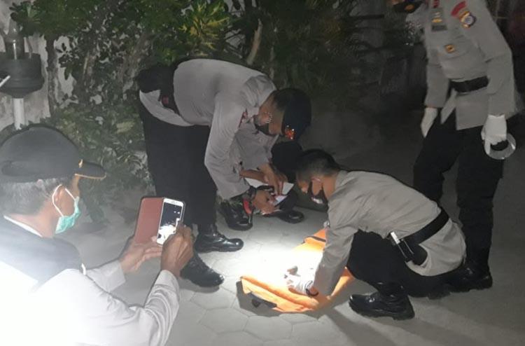 Bersihkan Pekarangan, Warga Wirobrajan Yogyakarta Temukan Granat Peninggalan Belanda