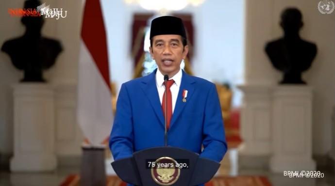 Jokowi Serahkan 7 Nama Calon Anggota KY ke DPR