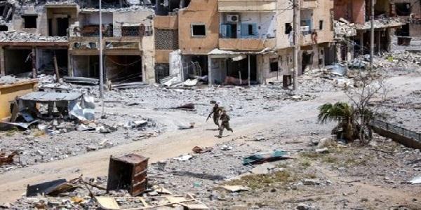 Pertempuran Tentara Suriah dengan Milisi ISIS Tewaskan 28 Orang