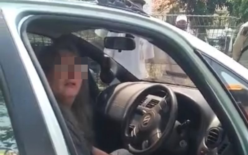 Pengemudi Mobil Tabrak Petugas Pos PSBB Jalani Tes Kejiwaan di RS Polri