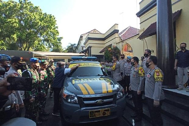 Siap-Siap, Langgar Protokol Kesehatan di Bandung Diburu Mobile Covid-19 Hunter