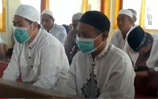 Sering Ikut Pengajian, 2 Tahanan Lapas Kota Pasuruan Jadi Mualaf