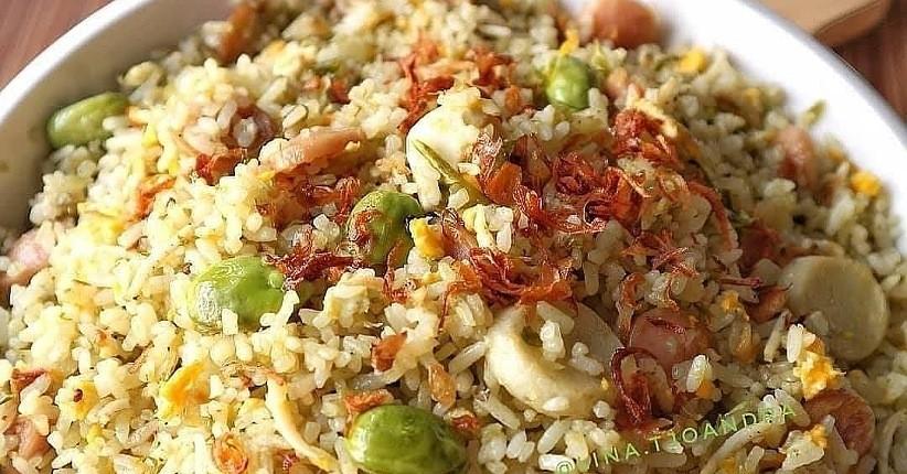 Cara Membuat Nasi Goreng Enak Pakai Cabai Hijau Ini Resepnya