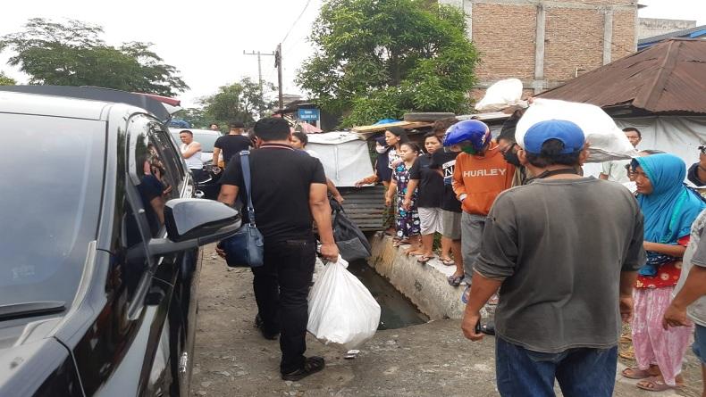 BNN dan Polda Metro Jaya Gerebek Rumah di Lubukpakam, 42 Kg Sabu Diamankan