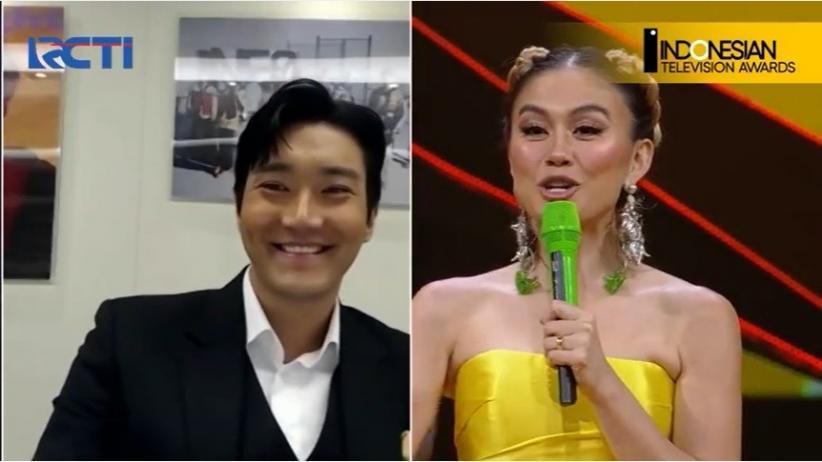 Choi Siwon dan Agnez Mo Kenang Masa Lalu, Netizen: Semoga Jodoh