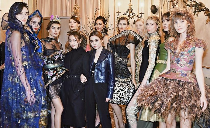 Meriahkan Milan Fashion Week 2020/2021, Maquin Couture Pamerkan Koleksi Batik Bertema Pilgrimage