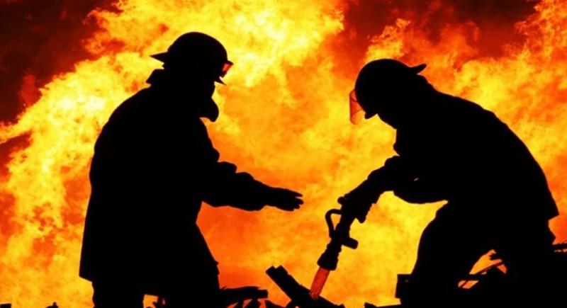 Kebakaran Hanguskan Rumah di Cilincing