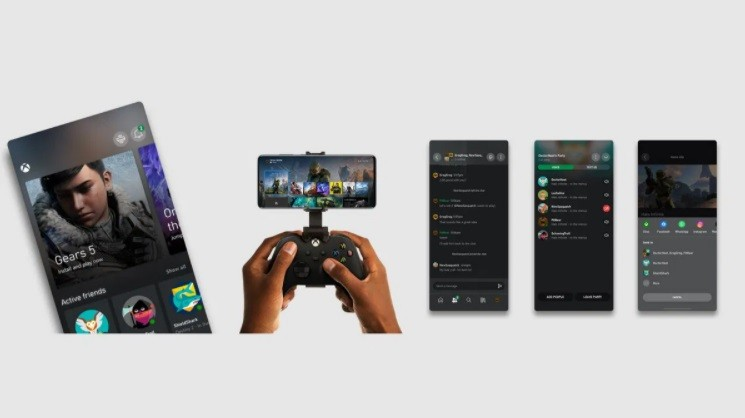 Microsoft Boyong Xbox Streaming App ke iPhone