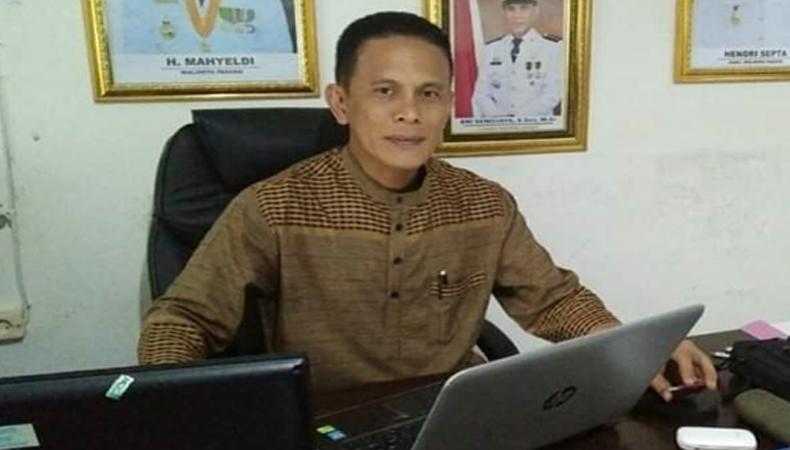 Lurah Padang Pasir Positif Covid-19, Kantor Ditutup Sementara