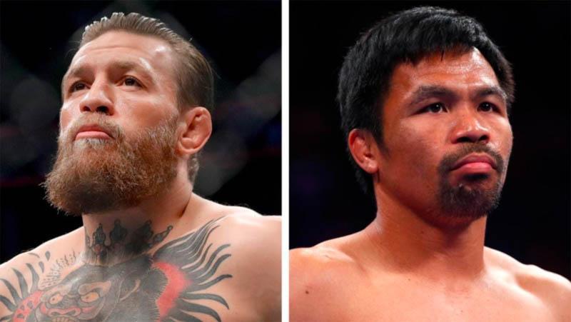 Pertarungan Conor McGregor Kontra Manny Pacquiao Diyakini Berlangsung 2021