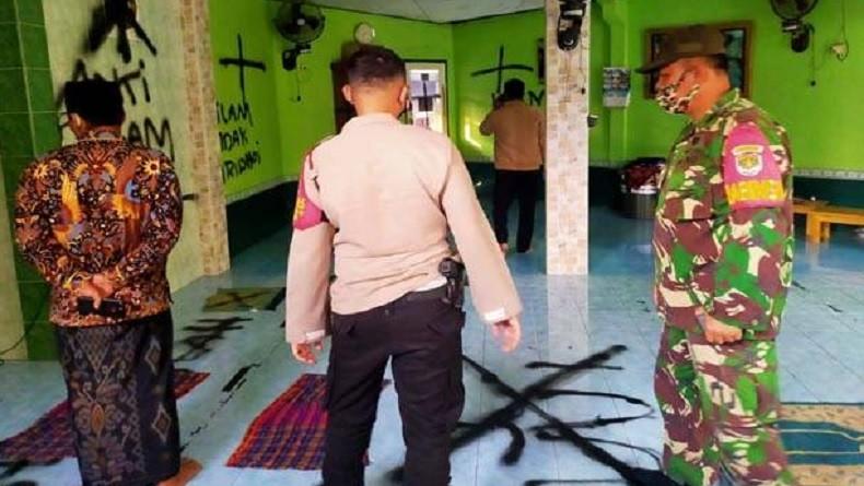 DPR Minta Kapolri Dalami Kasus Penyerangan Ulama dan Vandalisme Musala di Tangerang
