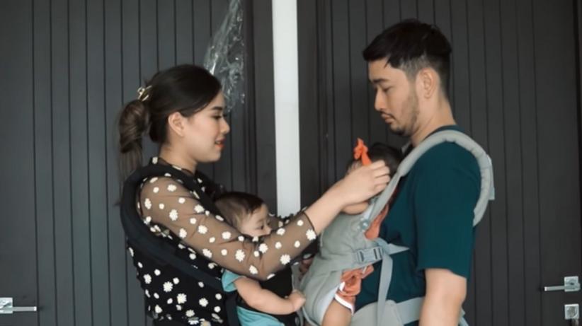 Syahnaz Sadiqah dan Jeje Beli Rumah Baru Dekat Andara: Ingin Dekat Mama Amy