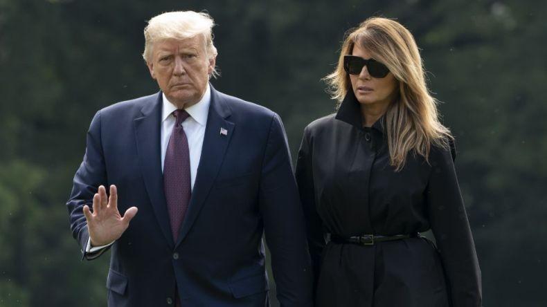 Jika Trump Tak Mampu Bertugas Akibat Covid-19, Siapa yang Berhak Jadi Presiden Pelaksana?