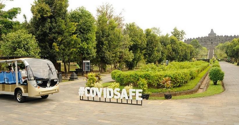 Borobudur Jadi Destinasi Percontohan di Tengah Pandemi
