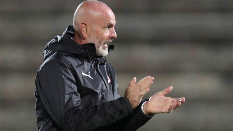 AC Milan Gagal Menang, Stefano Pioli Sebut Satu Keunggulan AS Roma