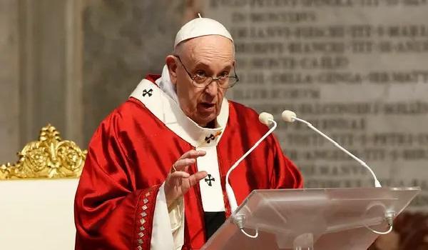 Paus Fransiskus Bikin China Gerah, Ada Apa?