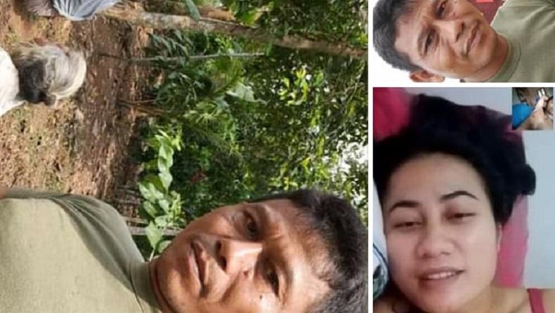 Viral, Kepala Desa di Pringsewu Pamer Foto dengan Perempuan Setengah Bugil di Medsos