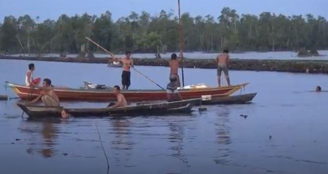Tragis, Remaja di Palangkaraya Tenggelam di Sungai saat Buat Konten YouTube