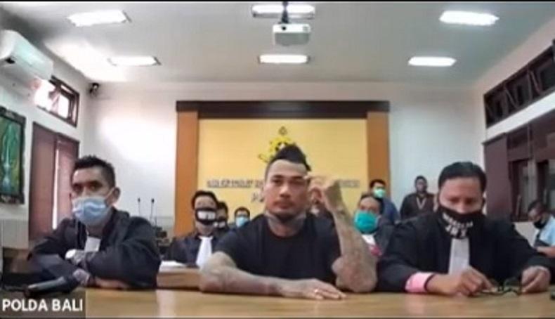 Majelis Hakim PN Denpasar Kabulkan Sidang Jerinx Digelar Offline