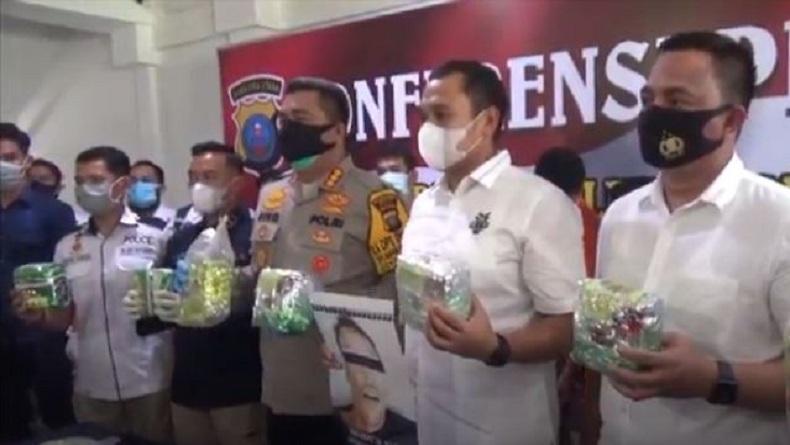 Polrestabes Medan Panggil Sekda Pemkot Tanjungbalai Yusmada soal Temuan Sabu