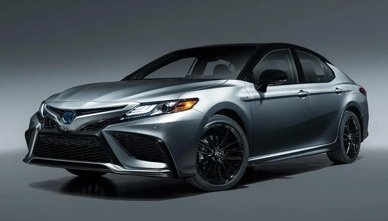 Toyota Camry 2021 Dibanderol Lebih Murah Dibanding Model Sekarang