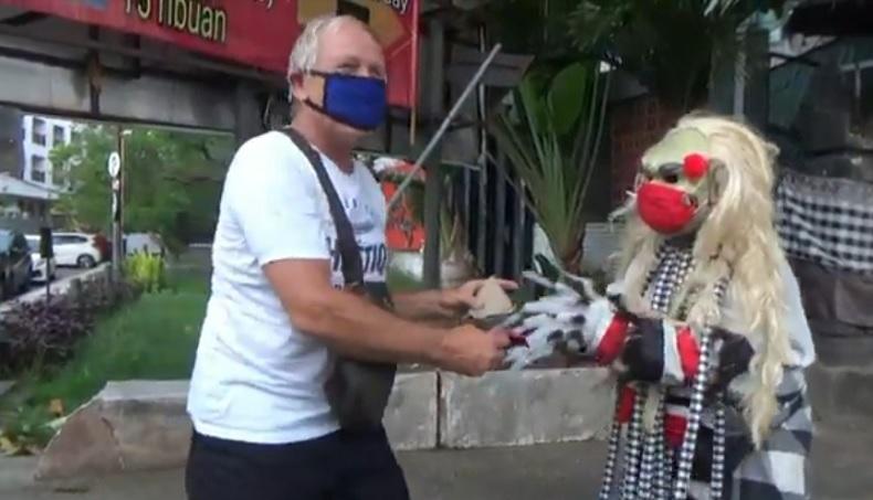 Kehabisan Bekal, WNA di Legian Bali Terjaring Razia Perut Lapar