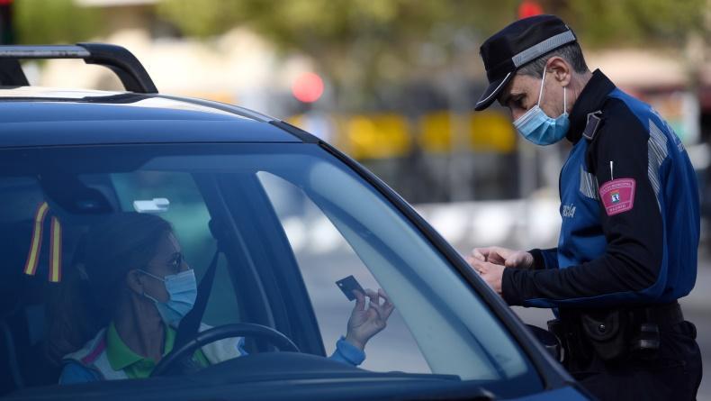 Spanyol Berlakukan Lockdown di Madrid, Warga Ngamuk