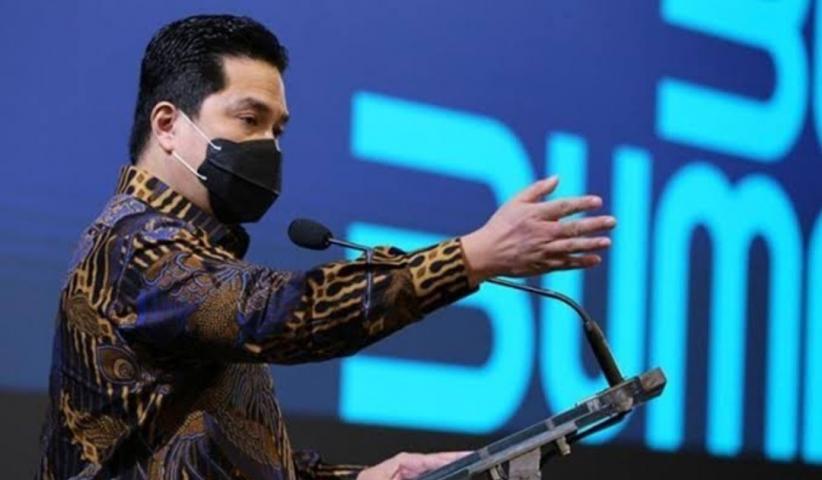 Erick Thohir Rombak Jajaran Komisaris dan Direksi Danareksa