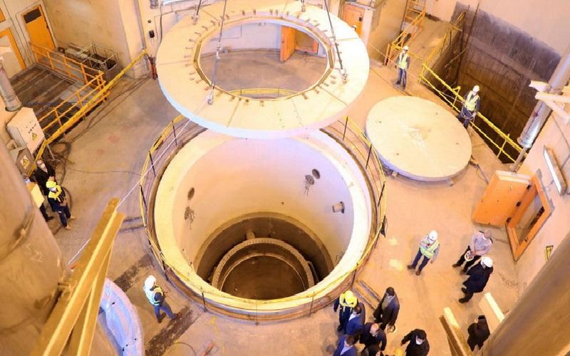 IAEA: Iran Terus Perkaya Stok Uranium