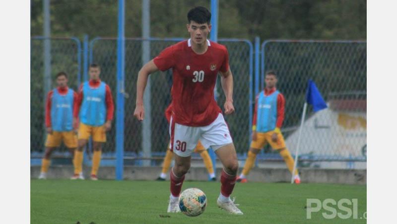 UEA Zona Merah Covid, Elkan Baggott Tak Diizinkan Ipswich Town Bela Timnas Indonesia
