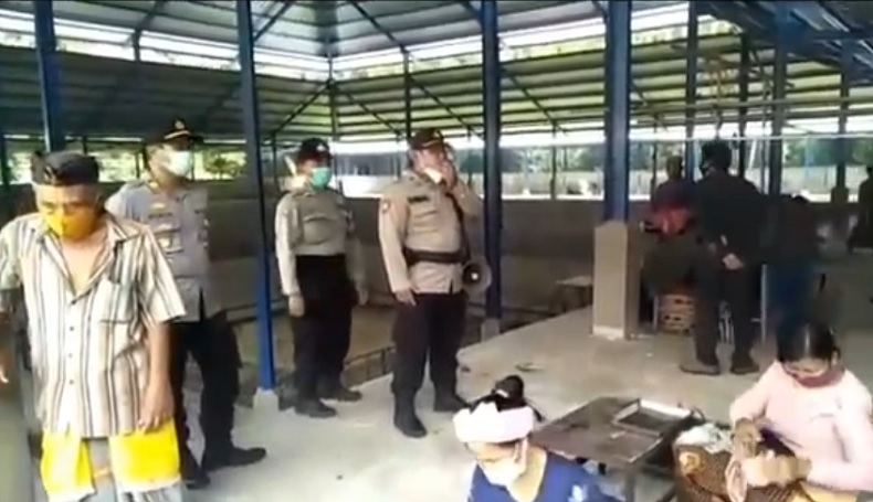 Pelaku Sabung Ayam di Gianyar Kocar-Kacir saat Digerebek Polisi