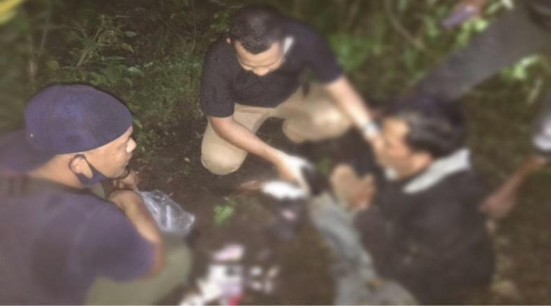 Polisi Tangkap Pengedar Sabu di Koba Bangka Tengah