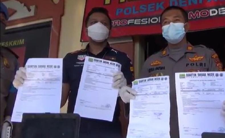 Surat Rapid Test Palsu Dijual Rp50.000, Diminati Warga yang Ingin Mudik