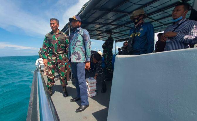 Kunjungi Lantamal Jayapura, Komisi I DPR Dukung Modernisasi Alutsista