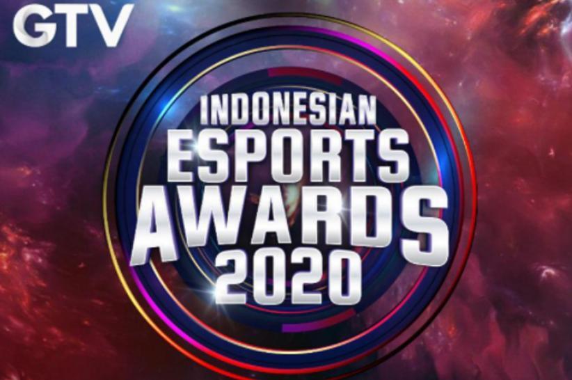 GTV Persembahkan Indonesian Esports Awards 2020 pada November