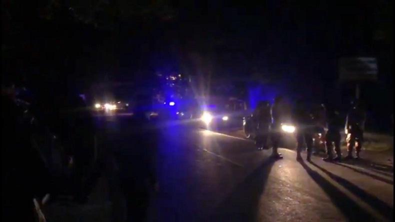Warga Bentrok 3 Malam Berturut-turut, Polisi Jaga Jalan Trans Sulawesi di Palopo