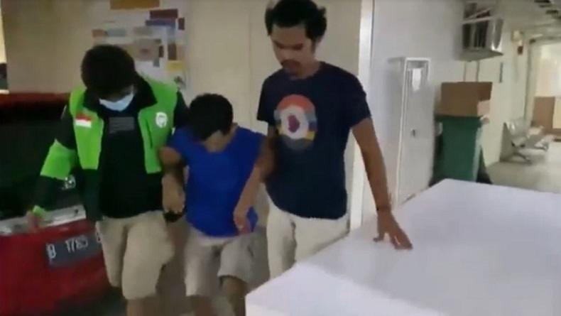 2 Residivis Maling Spesialis Konter Handphone di Padang Ditangkap, 1 Ditembak di Kaki